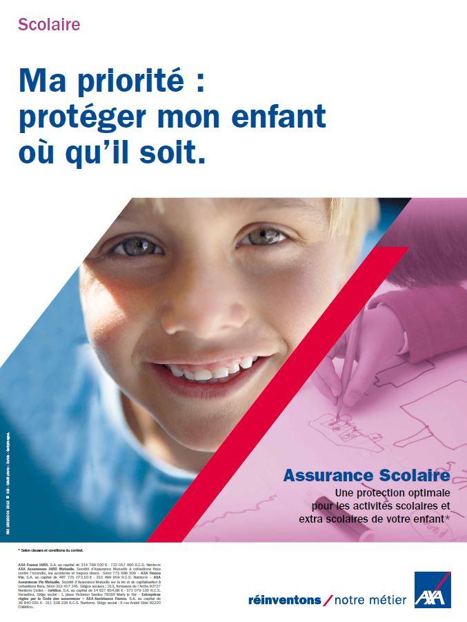 assurance enfant avec AXA Valenciennes