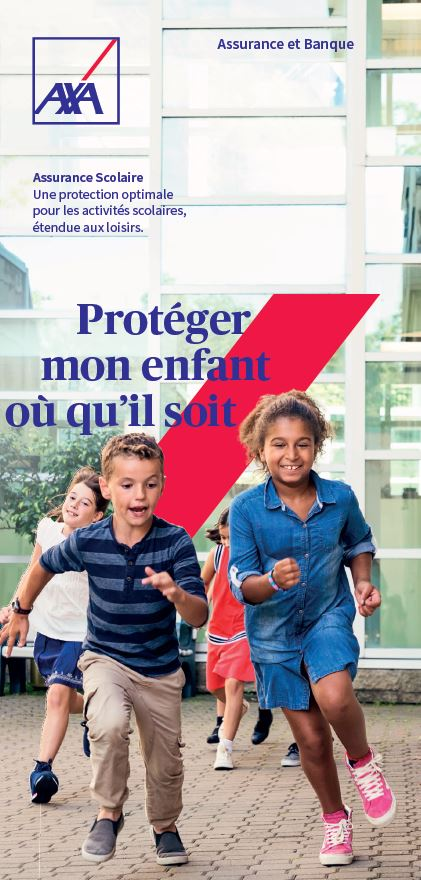 rc scolaire ou individuelle axa