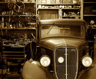 assurance voiture immobilisee dans un garage