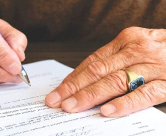 resiliation contrat mutuelle lettre type