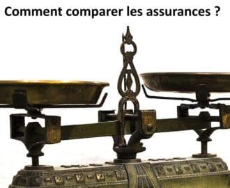 comment comparer les assurances