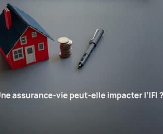 assurance vie et ifi