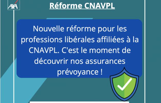 Réforme CNAVPL
